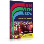 FUN WITH LEDS - C PROGRAMMING FOR WINDOWS AND ANDROID Author: WILLEM VAN DREUMEL Language: English Pages: 160 Publisher: