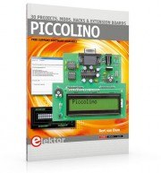 PICCOLINO 30 PROJECTS, MODS - PICCOLINO – 30 PROJECTS, MODS, HACKS AND EXTENSION BOARDS Author: BERT VAN DAM Language: English