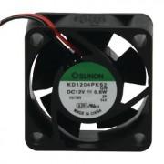 Fan 40x40x20mm 12VDC 0.8W - Sunon 10-4.66 / 100 - 3.96