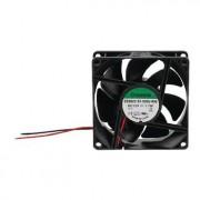 Fan 80x80x25mm 12VDC 1.7W - Sunon 10 - 3.46 / 100 - 2.99