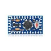 ATMEGA328P Improved Pro Microc - ATMEGA328P Improved Pro Microcontroller Circuit Board (Works with Official Arduino Boards)