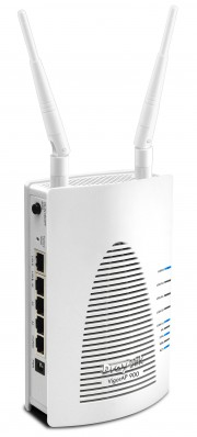 Draytek VigorAP 902 - Wireless-AC Access Point + Gigabit LAN Dual Band WiFi: 11ac + 11n / 2.4G+5G, PoE