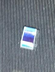Prisma for Laser Reflexie