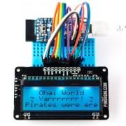 DisplayotronBreakout-KIT PIM146 16x3 character display LCD