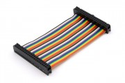 40p Rainbow GPIO cable female/female 20cm