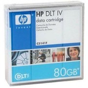 HP DLT tape IV Data Cartridge - 40-80GB C5141F
