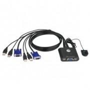 2-port USB KVM Switch