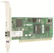 Emulex LP9802-F2 2G PCI-X - 64-bit 133MHz PCI-X to 2Gb Fibre Channel Adapter with multi-mode optic LC connector PRODUCT