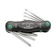 PocketStar Allen key set - Wiha T7/8 /9/10/15/20/25