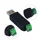 USB to RS485 Adapter black