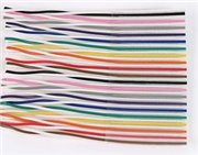 Ribbon Cable 16 Core 28AWG Twisted 8 Pair Flat Multi-coloured per meter