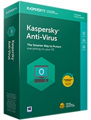 Kaspersky Anti-Virus 1-PC 2 jaar