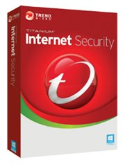 Trend Micro Internet Security 1-PC 1 jaar