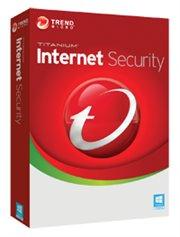 Trend Micro Internet Security 3-PC 1 jaar