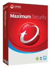 Trend Micro Maximum Security 3-PC 1 jaar