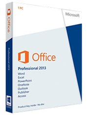 Microsoft Office Professional 2013 1-PC