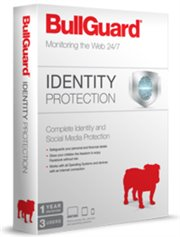 BullGuard IDentity Protection 3-PC 1 jaar