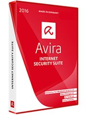 Avira Internet Security Suite 1-PC 2 jaar