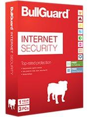 BullGuard Internet Security 5-Devices 1 jaar