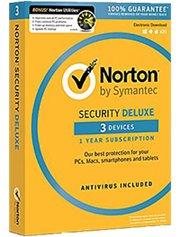 Norton Security Deluxe 3-Devices 1 jaar