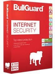 BullGuard Internet Security 3-Devices 1 year