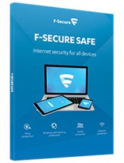 F-Secure Safe 3-Devices 1 jaar