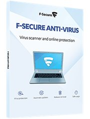 F-Secure Anti-Virus 1-PC 1 year
