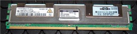 8GB DDR2 667 ECC PC2-5300 HP - 4 x 2GB KIT