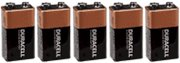 9V battery alkaline Duracell