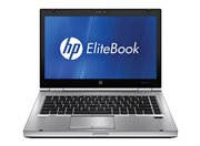 HP EliteBook 8460p incl. Windows 10 Pro - Intel i5 2.5GHz / 4GB RAM