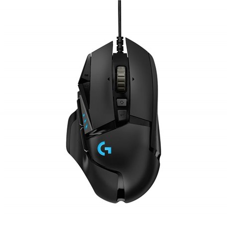 Logitech G502 Hero Proteus Core Tunable gaming mouse